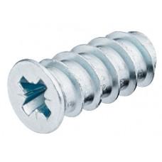 Винт Varianta,  5х10,5 мм,  сталь,  оцинкованная