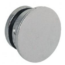 Заглушка  на поворотные ручки-кнопки, 1,2 мм, никель,мат