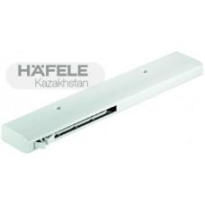 Блок амортизатора для шкафа-купе, пластмасса, серый для веса 50 кг