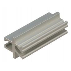 Крепежный профиль для настенной системы Labos, алюминий ,2 м
