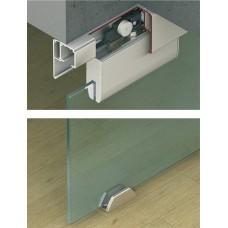 Комплект фурнитуры для раздвижных стеклянный дверей Slido 80-G version A1