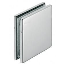 Крепление для стеклянной двери, матовое