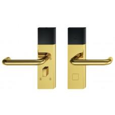 Дверной терминал DT700 offline нержавеющая сталь цвета латуни дверная ручка U-образной формы