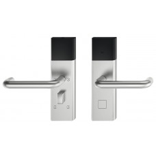Дверной терминал DT700 offline нержавеющая сталь матовая дверная ручка U-образной формы