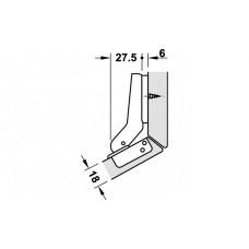 Клин 7,5 С для монтажной планки Меtallamat, 6,5 мм